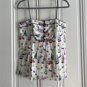 Milly Sailboat Top Size 8